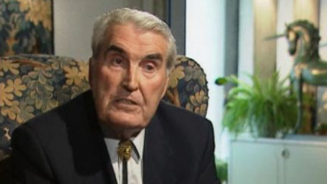 Pierre Arnold en 2005. [RTS]