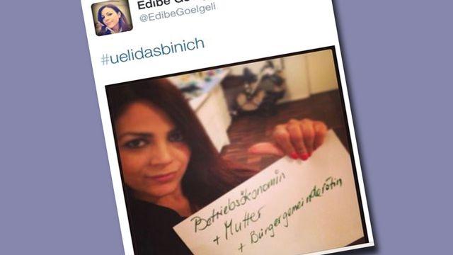 #Uelidasbinich [Twitter]