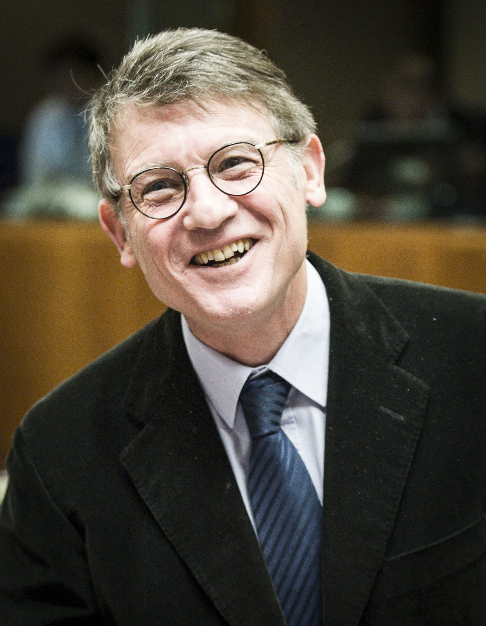 Vincent Peillon, ancien ministre français de l'Education