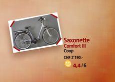 Saxonette Comfort III [RTS]