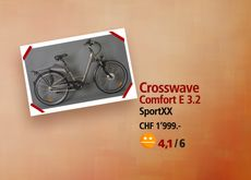 Crosswave Comfort E 3.2 [RTS]