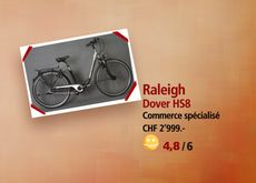 Raleigh Dover HS8 [RTS]