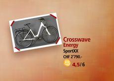 CROSSWAVE Energy [RTS]