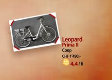 LEOPARD Prima ll [RTS]