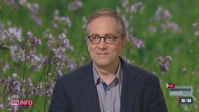 Le Rendez-vouz santé: les allergies au pollen touchent 15 à 20% de la population suisse [RTS]