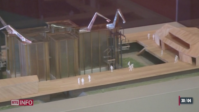 L'Exposition Universelle de Milan ouvre ses portes dans une année [RTS]