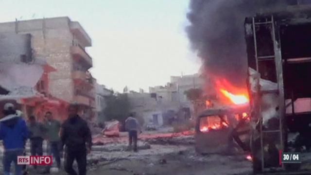 Syrie: le conflit fait toujours rage dans tout le pays [RTS]