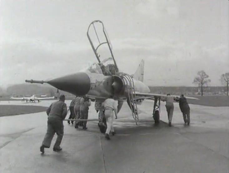Le Mirage III