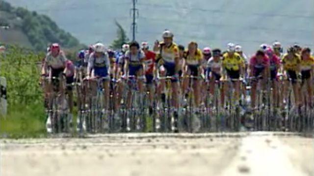 Le Tour de Romandie, histoire. [RTS]