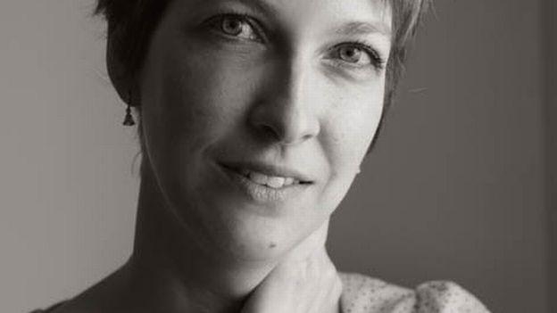 """Silvia Härri reçoit le Prix du public RTS 2017 pour """"Je suis mort un soir d'été"""""""