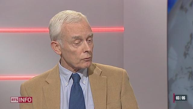 Crise ukrainienne: entretien avec André Liebich (IHEID), 1-2 [RTS]