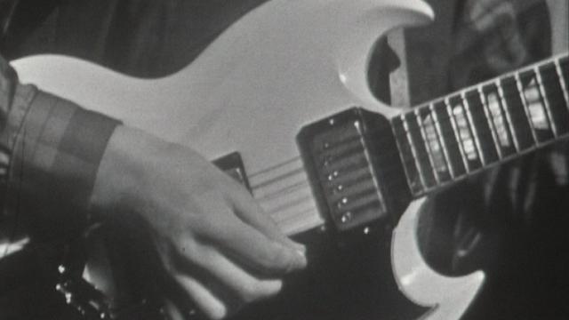 Le groupe Les Relax en concert en 1965. [RTS]
