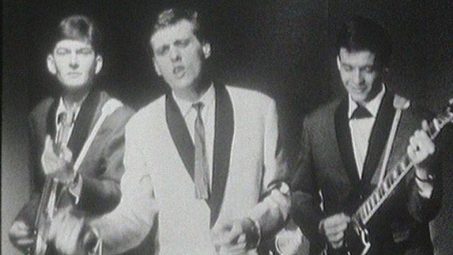 Larry Greco et les Mousquetaires. [RTS]