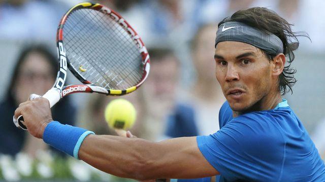 Nadal remporte le tournoi, mais sans panache. [Andres Kudacki - AP/Keystone]