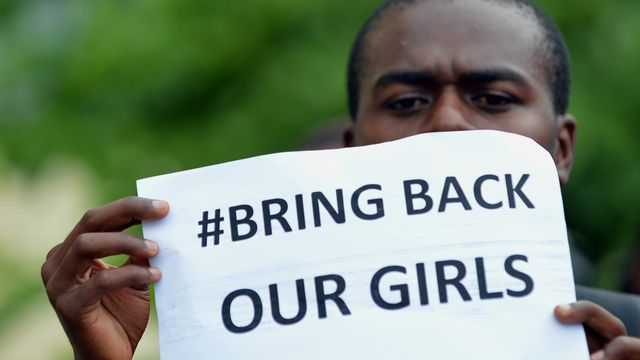 La secte Boko Haram a enlevé plus de 200 lycéennes au Nigéria. [Ishara S. Kodikara  - AFP]