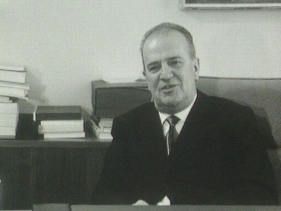 Nello Celio en 1967 [RTS]
