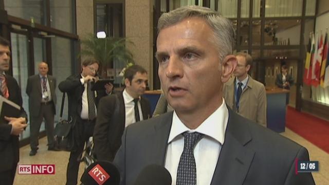 L'OSCE fera tout pour que l'élection présidentielle puisse avoir lieu en Ukraine [RTS]