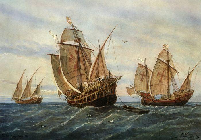 bateau c colomb