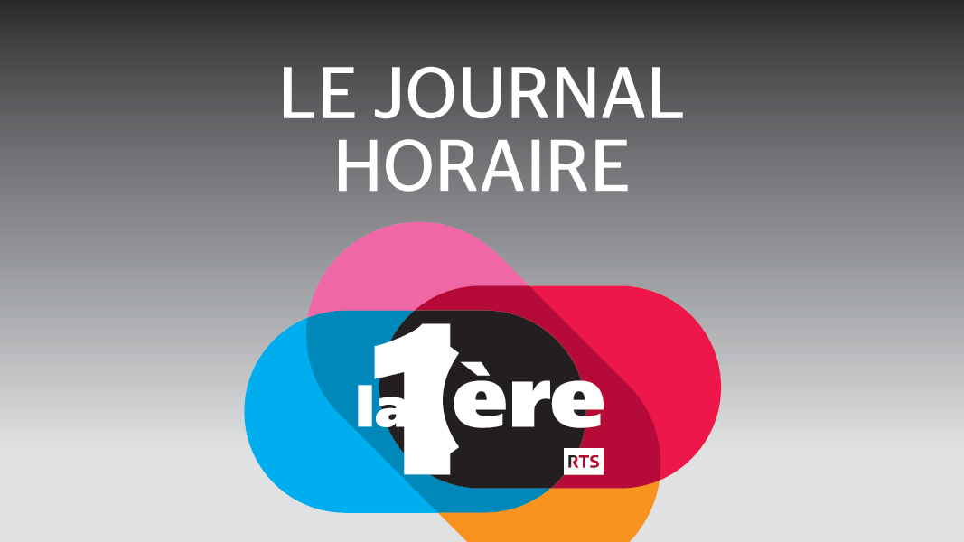 Logo Le Journal horaire [RTS]