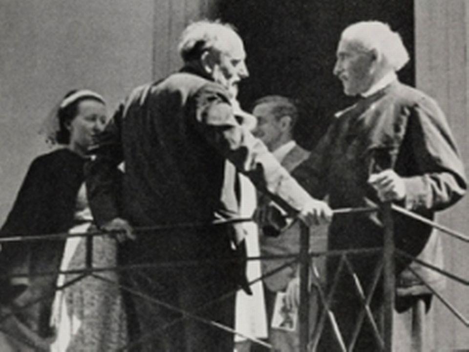 Ernest Anseret et Arturo Toscanini [Festival de Lucerne]