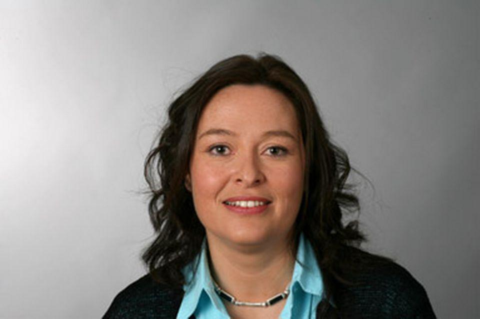 Isabelle Ducret, journaliste.
