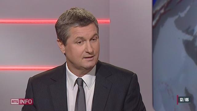 Affaire Giroud: la réaction de Bernard Rappaz, Rédacteur en chef actualité TV [RTS]