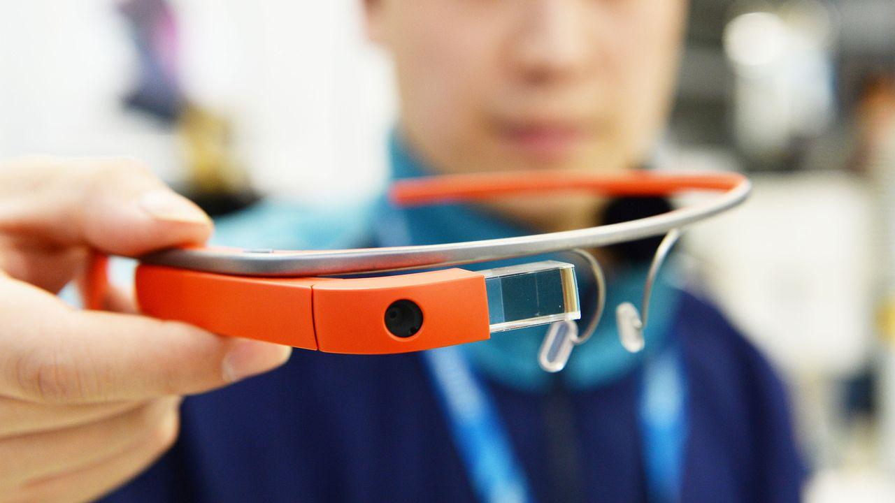 Les pré-commandes de Google Glasses ont commencé en Chine. [Lai xinlin - ImagineChina]