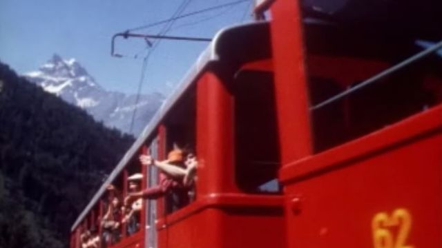Aller à Villars et Bretaye par le train depuis Bex, c'est possible.
