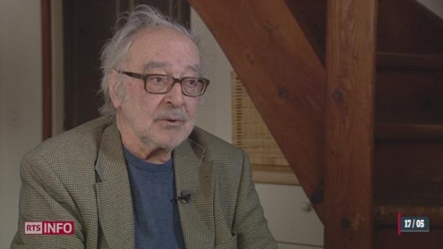 Jean-Luc Godard ne foulera pas le tapis rouge du Festival de Cannes cette année [RTS]
