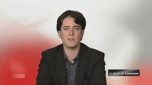 Réactions au sujet de la votation sur le salaire minimum [RTS]