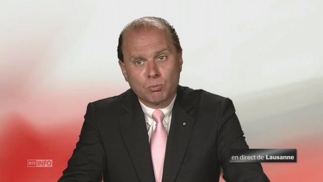 Philippe Leuba, conseiller d'Etat vaudois, au sujet du Lavaux [RTS]