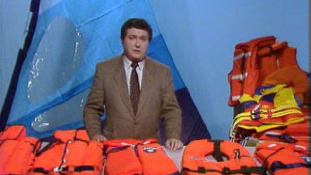 A bon entendeur met à l'épreuve les gilets de sauvetage.