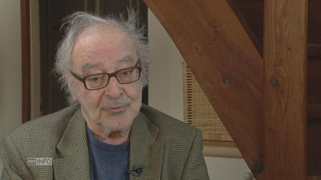 Jean-Luc Godard s'explique sur son dernier film [RTS]