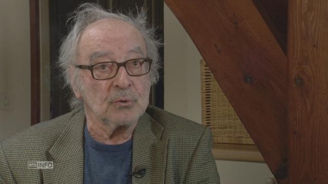 Jean-Luc Godard parle de ses origines « bourgeoises » [RTS]