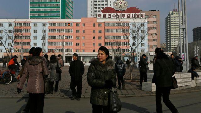 Il n'y a pas de règle écrite, mais tous les Nord-Coréens savent que les jeans sont strictement interdits, ainsi que tous les vêtements trop courts ou trop moulants. [Vincent Yu - AP Photo - Keystone]