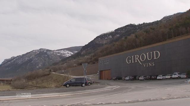 L'encaveur Giroud devrait rembourser 9,5 millions [RTS]