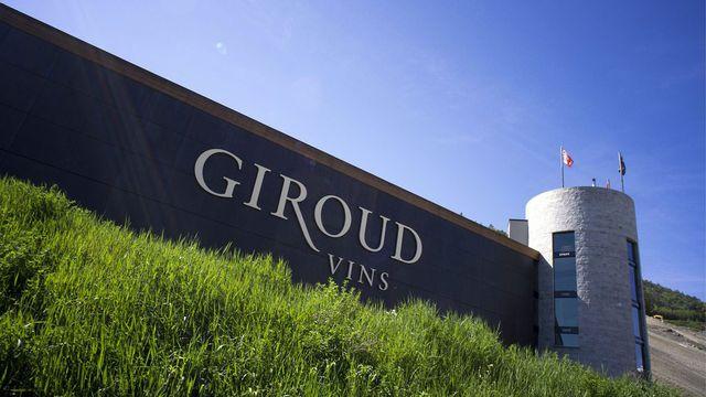 Dominique Giroud a été débouté par la justice valaisanne. [Olivier Maire - Keystone]
