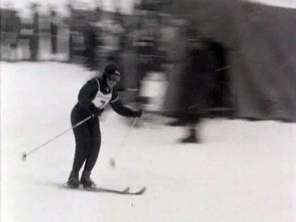 Avant les jeux de Cortina, les skieuses suisses s'entraînent à Grindelwald.