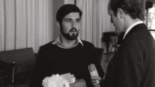 En 1966, comme aujourd'hui, les étudiants doivent souvent travailler pour financer leurs études. [RTS]