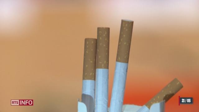 Le Conseil fédéral a présenté la nouvelle donne en matière de cigarette électronique [RTS]