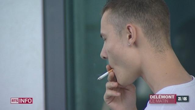 Le projet de loi autour de la cigarette électronique ne fait pas l'unanimité dans les cantons [RTS]