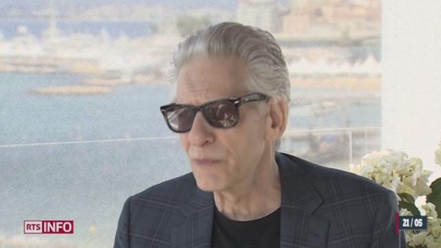 Le nouveau film de David Cronenberg sort ce mercredi sur les écrans [RTS]