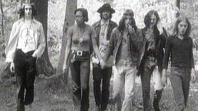 Dossier hippie.