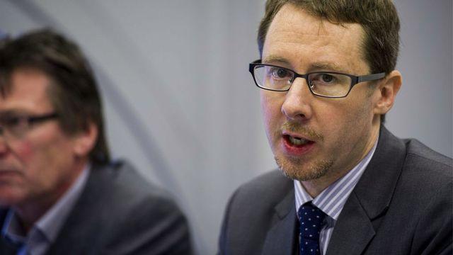 Bernhard Sutter, vice-président d'Exit Suisse alémanique [Ennio Leanza - Keystone]
