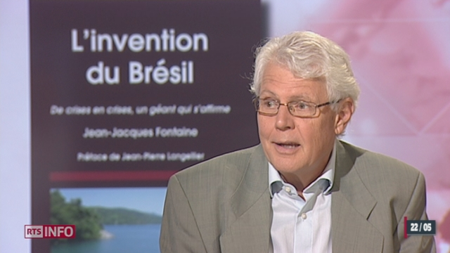 Mouvements sociaux au Brésil: entretien avec Jean-Jacques Fontaine, journaliste et écrivain [RTS]