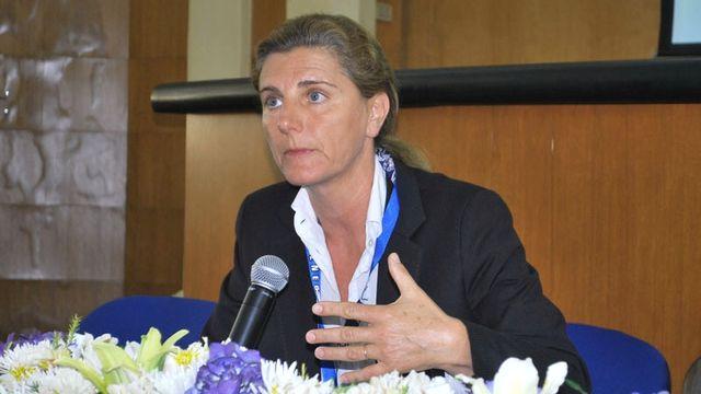 Sophie Boisseau du Rocher. [ambafrance-ph.org]