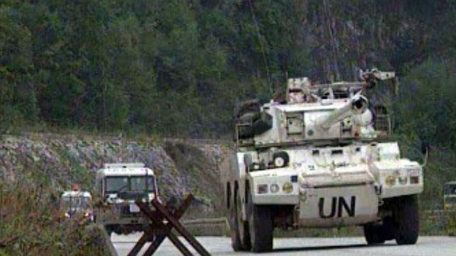 L'ONU en ex-Yougoslavie remplit-elle sa mission de paix?