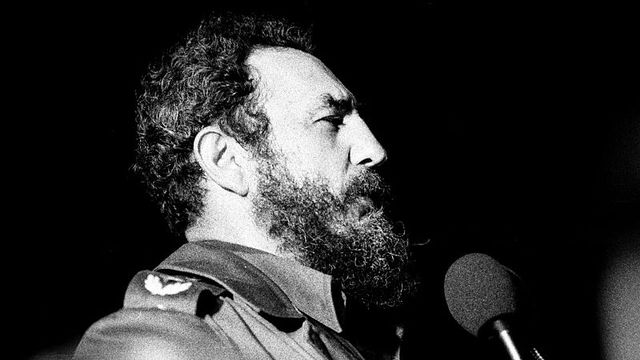 Fidel Castro en 1978. [RTS]