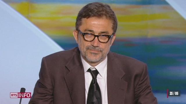 La 67ème édition du Festival de Cannes s'est terminée ce weekend [RTS]