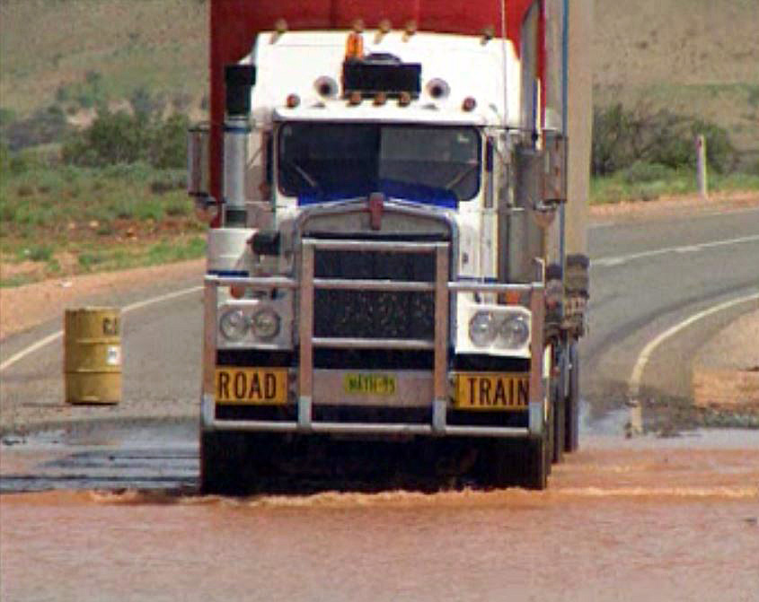 L'Australie des routiers